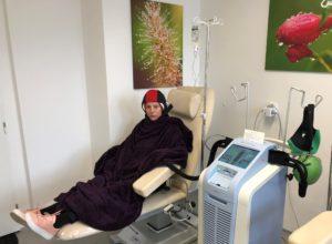 DigniCap, DigniLife, terapie chlazení hlavy